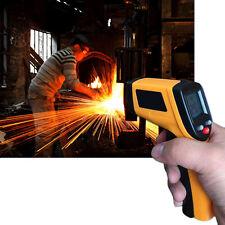 Termometro Digitale Laser Infrarossi senza Contatto con LCD CJ