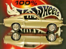 "1967 FORD SHELBY GT 500 ""ELEANOR"" LIMITED EDITION MUSCLE CAR 1/64 HW"