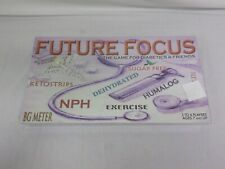 Future Focus The Board Game of Diabetics and Friends [ Year 2004 ] [ Brand New ]