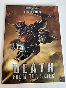 Warhammer 40k Death From The Skies Compemdium Codex Armeebuch Supplement