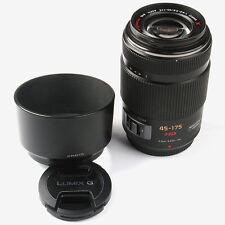 Panasonic 45-175mm/4.0-5.6 Lumix G X PZ ASPH OIS Zoom für MFT (FN014562)