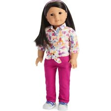 American girl Cool Couleurs Outfit-NOUVEAU-exclut doll