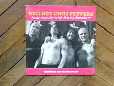 RED HOT CHILI PEPPERS Funky crime LP Live in del mar 91 FM show