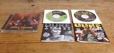 Vintage Duke Nukem 3D Xtreme Duke It Out In D.C PC Video Game Lot of 3 Manuals