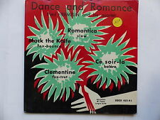 FRED HERMELIN Dance and romance Mack the knife ... EGEX 45141