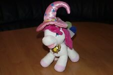 ❀ Filly ❀ Stoff Pferd  ❀ mit Zauberhut ❀ TOP  ❀ Pony ❀  ca.28cm hoch ❀