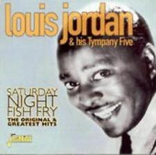 Saturday Night Fish Fry-Original & Greatest Hits von Louis & His Tympany Five Jo
