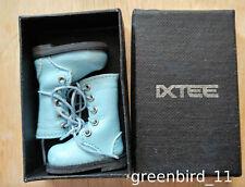 Baby Blue Ixtee Blythe Doll Boots Doc Martin Combat Momoko Barbie 1:6 scale