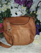 NWOT Stone Mountain Brown Leather C