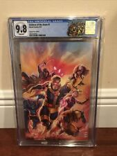 Children of the Atom Virgin Homage Variant Issue #1 CGC 9.8 *IN HAND SHIPS FAST*