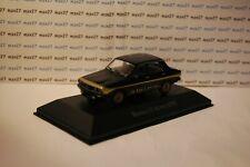 VOITURE  Renault 12 Alpine  (1978) SALVAT Autos Inolvidables Argentine 1/43