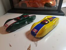 Vintage Schylling Tin Toys Canada England Racers