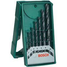 Genuine Bosch 7 Bit DRILL SET for Metal 2607019673 3165140465250 *'