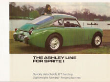 AUSTIN HEALEY SPRITE MK1 ASHLEY FASTBACK HARDTOP FROGEYE BUGEYE