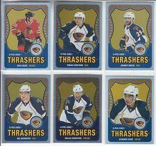 10/11 OPC Atlanta Thrashers Evander Kane Rainbow card #328