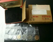 1966 Trinidad and Tobago Proof Set of Five Coins