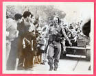 1943 British Soldiers March into Tunis Following Axis Surrender 7x9 News Photo