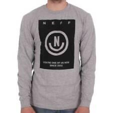 Magliette da uomo a manica lunga Neff