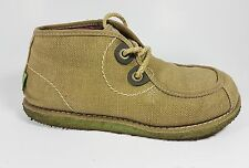 Green Toe by Simple hessian style ankle boots uk 4.5 eu 37
