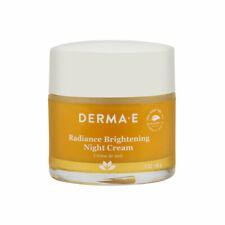 Derma E Even Tone Radiance Brightening Night Cream 2.0 oz Brand New
