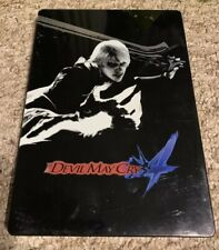 Devil May Cry 4 Xbox 360 Steel Book