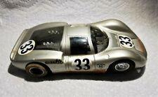 Vintage Russkit Porsche 930 Slot Car - Tested and Runs #33