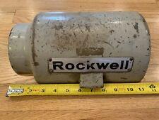 Rockwell Metal Lathe Headstock Cover
