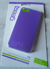 Gear4  iPhone 5 Pop Case  - Purple IC538G (1st class p+p)