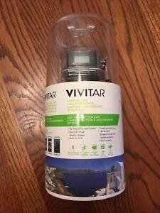 Vivitar 360 Degree View Action Cam 4K Video 16MP Black DVR968HD-BLK
