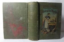Löffler-BECHTLE Umbria illustrata libro di cucina 1903