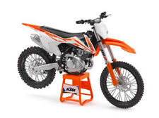 Gift boxed KTM SXF 450 2017 replica diecast model bike toy gift scale 1:12