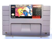 Pac- Attack SUPER NINTENDO SNES GAME Tested + Working & AUTHENTIC!