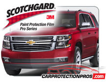 2020 Chevrolet Tahoe 3M PRO Series Clear Bra Deluxe Paint Protection Kit