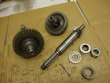 2016 PIAGGIO FLY 125 3V ie  GEARBOX GEARS  & PARTS