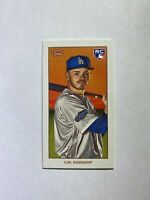 GAVIN LUX 2020 Topps T206 SOVEREIGN BACK PARALLEL DODGERS RC