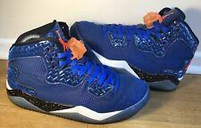 Nike Air Jordan Spike Forty Game Royal Uk Size 7.5 Used Rare