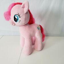 "My Little Pony Pinkie Pie Build A Bear 16"" Plush Stuffed Animal Horse Pink"