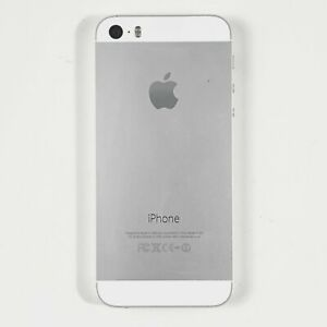 Apple iPhone 5s 128GB Model A1533 Verizon White Locked