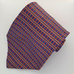 Mens Tie NEXT Red/Blue/Purple/Orange 100% Silk Necktie