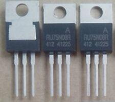 10PCS  RU75N08R TO-220 MOSFET Transistors 75V 80A IC * m