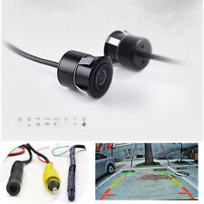 4-pin Connector Car Rear Back Left Right Side View 170° Reversing Camera C18.5