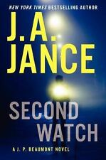 Second Watch: A J. P. Beaumont Novel, Jance, J. A., 0062134671, Book, Good