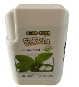200 Stevia Sweetener Tablets Slimmers Diabetics slimming weight loss