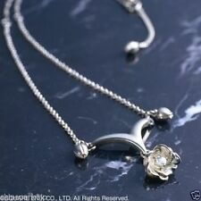 NEW! SQUARE ENIX FINAL FANTASY X-2 Yuna Silver925 Necklace 8.35g From Japan F/S