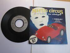 MARTIN CIRCUS  RARE 45 TOURS PROMO