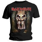IRON MAIDEN' EDDIE CANDLE FINGER' T-SHIRT - NUOVO E ORIGINALE