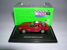 WELLY MERCEDES-BENZ SLS AMG rojo red , 1:87 H0 NUEVO + OVP