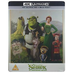 Shrek 4K Steelbook - UK Release Limited Edition