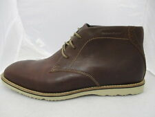 Rockport Chukka Stivali uomo Marrone UK 7 US 7.5 EU 40.5 CM 25.5 ref 2824