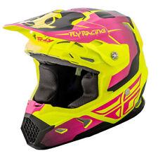 Fly Racing Toxin Original Helmet Dirt Bike Motocross Off-Road EPS Liner Adult